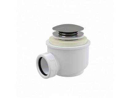 ALCA PLAST Odtoková souprava CLICK/CLACK, kov A465-50