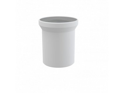 ALCA PLAST Dopojení k WC – nátrubek 150 mm A91-150