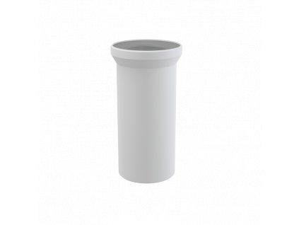 ALCA PLAST Dopojení k WC – nátrubek 250 mm A91-250