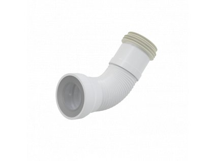 ALCA PLAST Flexi napojení k WC A970
