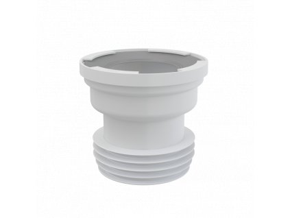 ALCA PLAST Dopojení k WC přímé A991