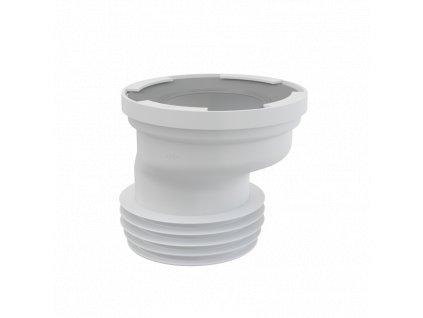 ALCA PLAST Dopojení k WC excentrické 20 mm A991-20