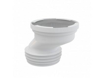 ALCA PLAST Dopojení k WC excentrické 40 mm A991-40
