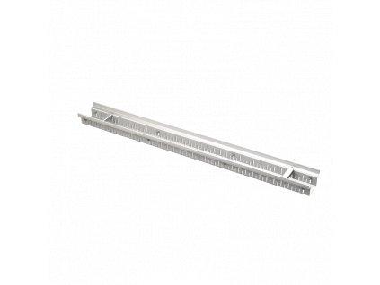ALCA PLAST Drenážní žlab 100 mm nastavitelný, nerez ADZ302V