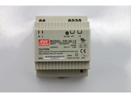 ALCA PLAST Síťový zdroj 230 V AC/12 V DC/24 W, IP20 AEZ311