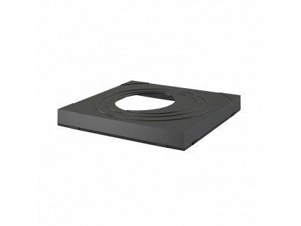 ALCA PLAST Vložka svodu univerzální, černá AGV911