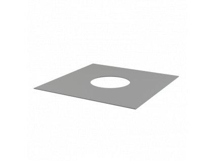 ALCA PLAST Hydroizolační samolepicí límec podlahové vpusti 300×300 mm AIZ1