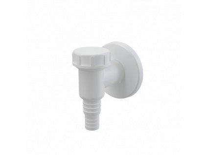 ALCA PLAST Sifon pračkový venkovní, bílá APS2