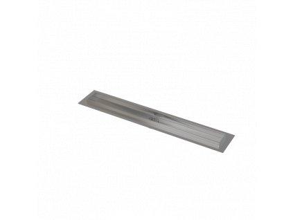 ALCA PLAST Podlahový žlab APZ13-750