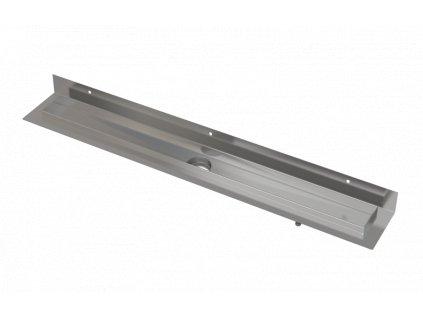 ALCA PLAST Podlahový žlab APZ23-750