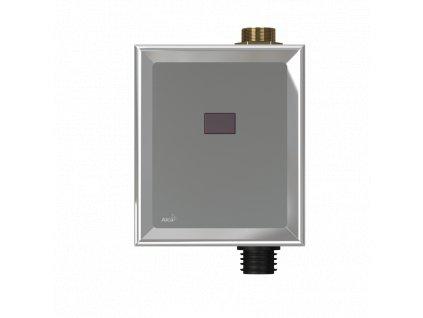 ALCA PLAST Automatický splachovač WC, chrom, 12 V (napájení ze sítě) ASP3