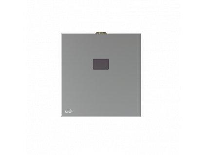 ALCA PLAST Automatický splachovač pisoáru, kov, 12 V (napájení ze sítě) ASP4-K