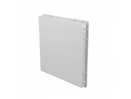 ALCA PLAST Vanová dvířka 300×300, bílá AVD003