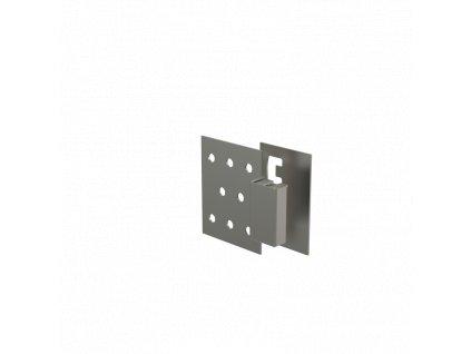 ALCA PLAST Magnetická vanová dvířka (pod obklady) basic AVD005