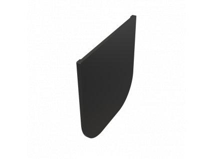 ALCA PLAST Čelo pro zaslepení konce žlabu AVZ-P009