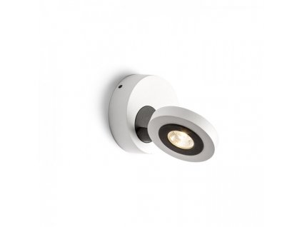 RENDL DIGA I bílá/antracitová 230V LED 5W 3000K R12079