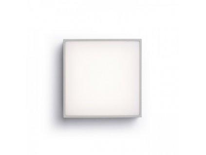RENDL BONO přisazená stříbrnošedá 230V LED 4W IP65 3000K R11969