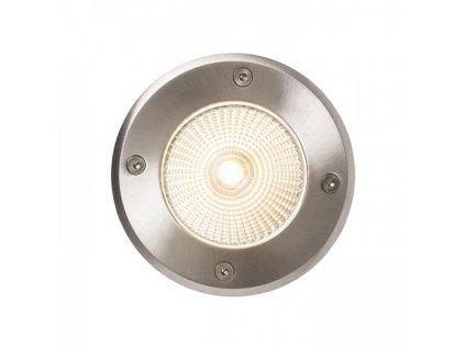 RENDL RIZZ R 125 nerezová ocel 230V LED 7W 46° IP67 3000K R11961