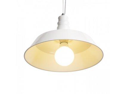 RENDL GOLDIE 36 závěsná bílá/bílá 230V E27 42W R11689