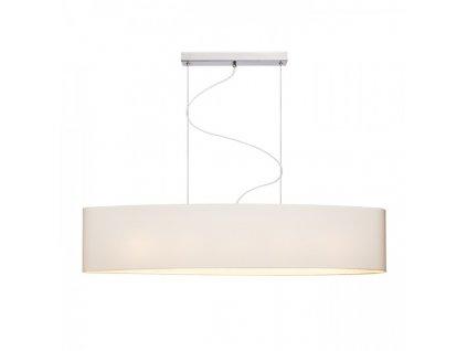 RENDL CASUAL 120/25 stínidlo Polycotton bílá/bílé PVC max. 23W R11500