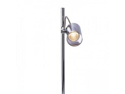 RENDL BUGSY stolní chromované sklo 230V GU10 50W R10519