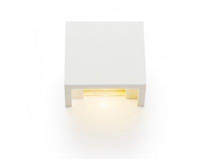RENDL JACK LED nástěnná sádrová 230V LED 2x2W 3000K R10466
