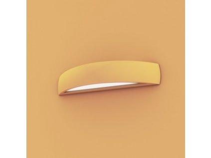 RENDL CRESCENT L nástěnná sádrová 230V E14 2x28W R10451