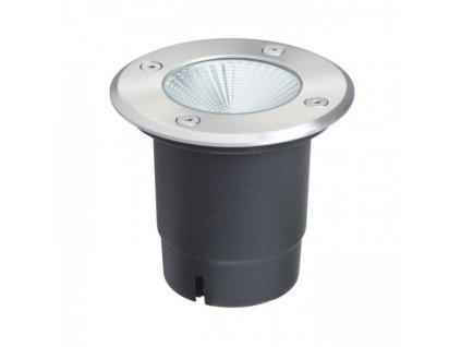 RENDL RIZZ R 105 nerezová ocel 230V LED 3W 96° IP65 3000K R10376