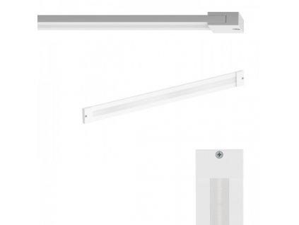RENDL DART LED přisazená vč. externího ovladače bílá 230V/350mA LED 8.4W 3000K R10194