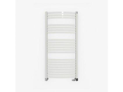 Terma Dexter 1220x500 vodní/kombinovaný radiátor RAL9016