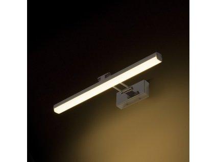 RENDL SWING nad obraz chrom 230V LED 8W 3000K R12954
