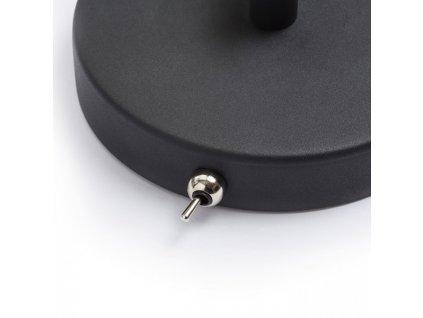 RENDL ANTE nástěnná černá měď 230V E27 28W R12651