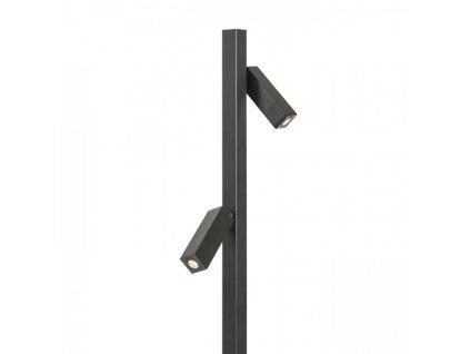 RENDL FADO stojanová černá 230V LED 2x3W 45° 3000K R12475