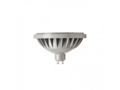 LED ES111 šedá 230V LED GU10 12W 45° 3000K G12724 G12724