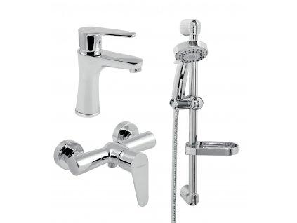 NOVASERVIS Koupelnová sada sprchová FRESH SADA96061