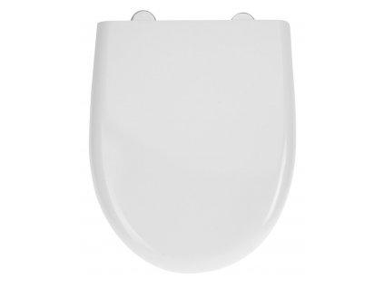 ABSOLUTE WC sedátko, odnímatelné, Soft Close, bílá