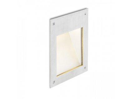 RENDL AKORD zápustná do stěny nerezová ocel 230V LED 3W IP65 3000K R10546