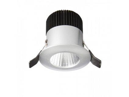 RENDL ICCO R zápustná stříbrnošedá 230V/350mA LED 7W 3000K R10457