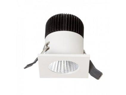 RENDL ICCO SQ zápustná bílá 230V/350mA LED 7W 3000K R10417