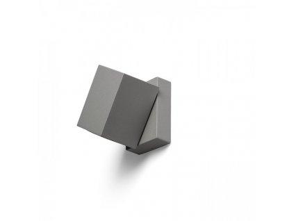 RENDL DAZOOM náklopná stříbrnošedá 230V/350mA LED 7W 60° IP54 3000K R10378