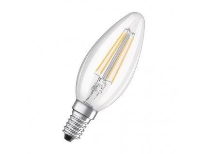 OSRAM Retrofit svíčková čirá 230V E14 LED EQ40 4000K G13455 G13455