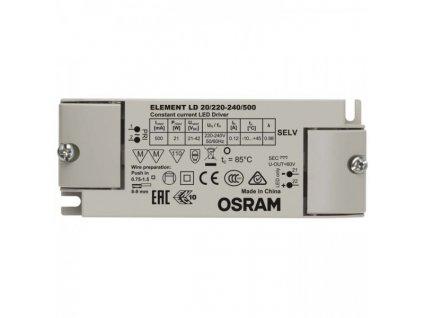RENDL DRIVER LED 12-20W DIMM 500mA max. 20W G13121 G13121