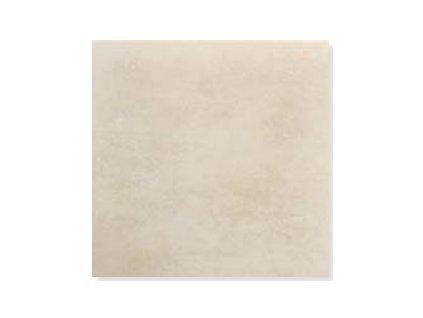 concrete dlažba white