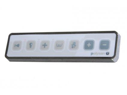 HM systém HYDRO LUX, ovládání Typ A - Elektronické