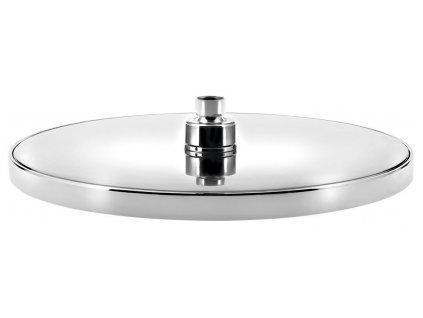 Hlavová sprcha, otočný kloub, průměr 300mm, chrom