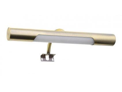 ANDREA LED svítidlo, 5W, 284x32x134mm, bronz