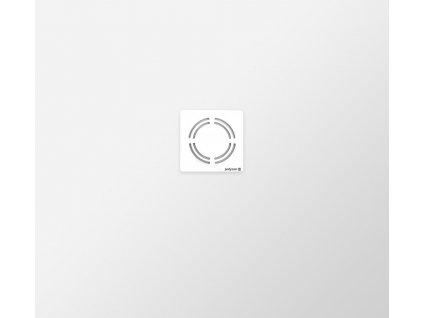 FLEXIA vanička z litého mramoru s možností úpravy rozměru, 100x90x3cm