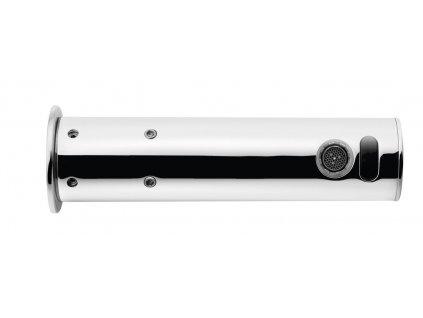 Senzorová nástěnná baterie 6V DC (4xAA), chrom