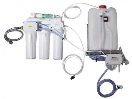 Automatická jednotka pro demineralizaci vody