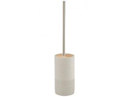 AFRODITE WC štětka na postavení, cement